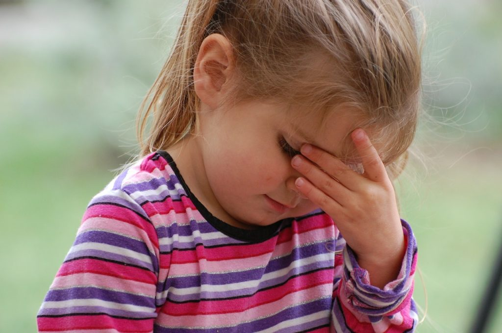 5 Ways Domestic Abuse Affects Children