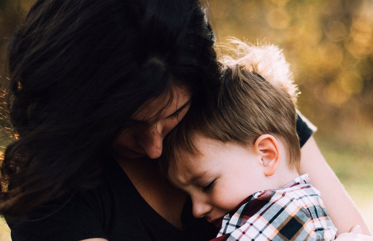 3 Ways To Help Children Heal After Witnessing Domestic Abuse